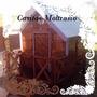 Casa De Madera.maceteros.postigones.pintura. Incluidos.