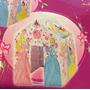 Casita De Juegos Carpa Casa Princesas Disney , Tela Plastica