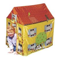 Casita Carpa Infantil Niños Modelo Unisex Iplay Manglar Toys