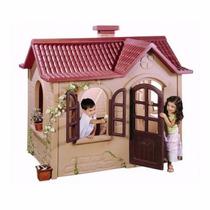 Rotoys Casa Del Bosque Exterior Niños 2044
