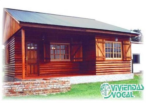 Casas prefabricadas madera cabanas prefabricadas valores for Precios de cabanas prefabricadas