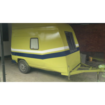 Vendo Mini Casa Rodante, Base Renault Express
