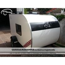 Gotita Rodante Cargo / Trailer Cuatriciclo O De Carga