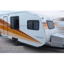 Casilla Patagonica Aerodinamica Con Garantia !! Para El Sur