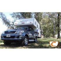 Camper Para Camionetas Doble Cabina (mejor Precio Del Pais)