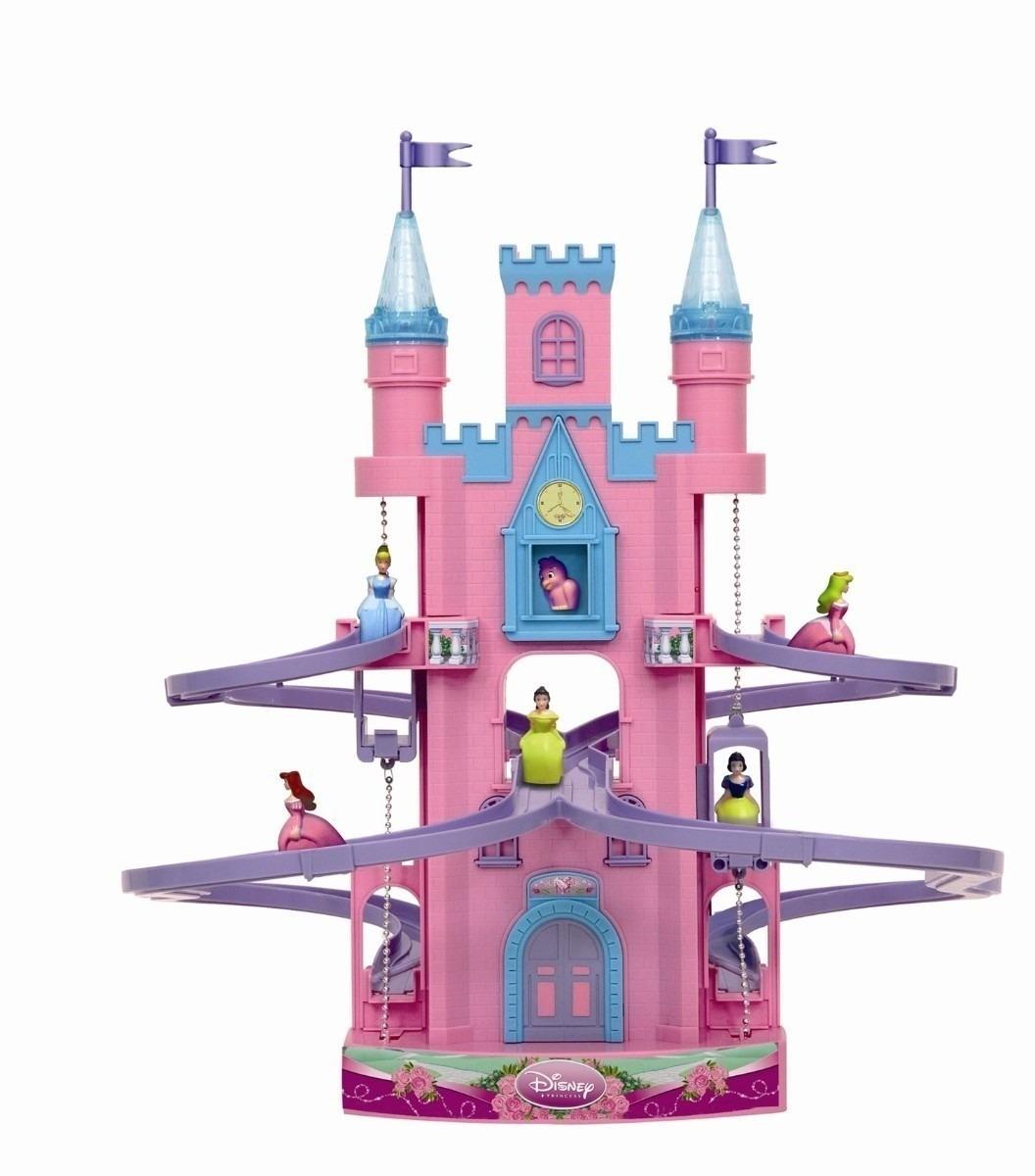 Castillo Magico Disney Princesas Juguetería El Pehuén - $ 699,90 ...