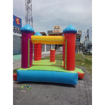 Castillo 2,50 X 2,50+turbina+garantia(ideal Para Patio Chico