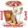 Pizza Party Lunch Zona Sur Bebida Postre Mesa Dulce