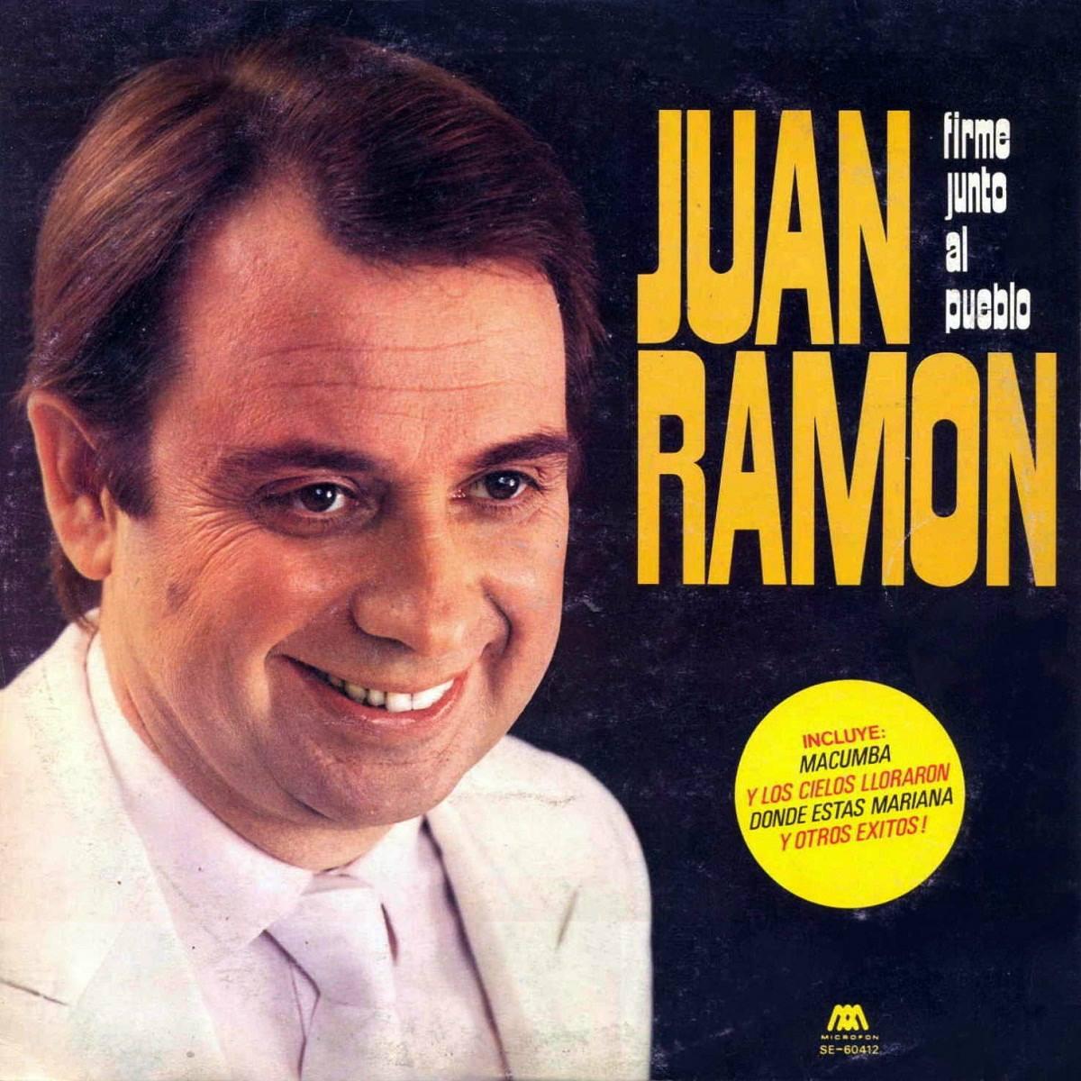 Juan Ramón Y Su Banda 2 - cd-de-juan-ramon-firme-junto-al-pueblo--13656-MLA139672590_5532-F