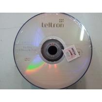 Dvd Teltron X 50 Grabable Virgen