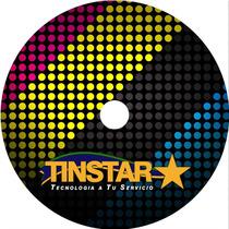 Impresion Estampado Cd-dvd Y Multicopiado Oferta Promocion