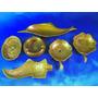El Arcon Lote Ceniceros Y 1 Portasahumerios Bronce 11526