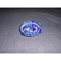Plato De Ceramica Esmaltada