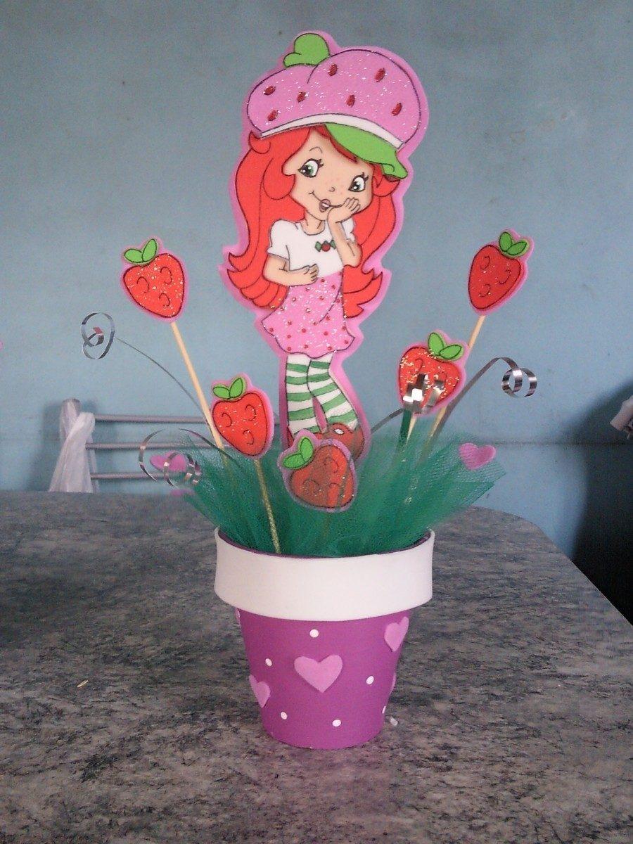 Sencilla decoración para fiestas de Mickey y Minnie