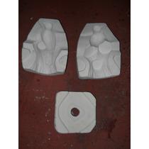 Moldes De Yeso P/ Cerámica Pigment. Cristal Matrices