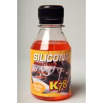Silicona Interior Aromatizada K78 125cc- Cosmética Automotor