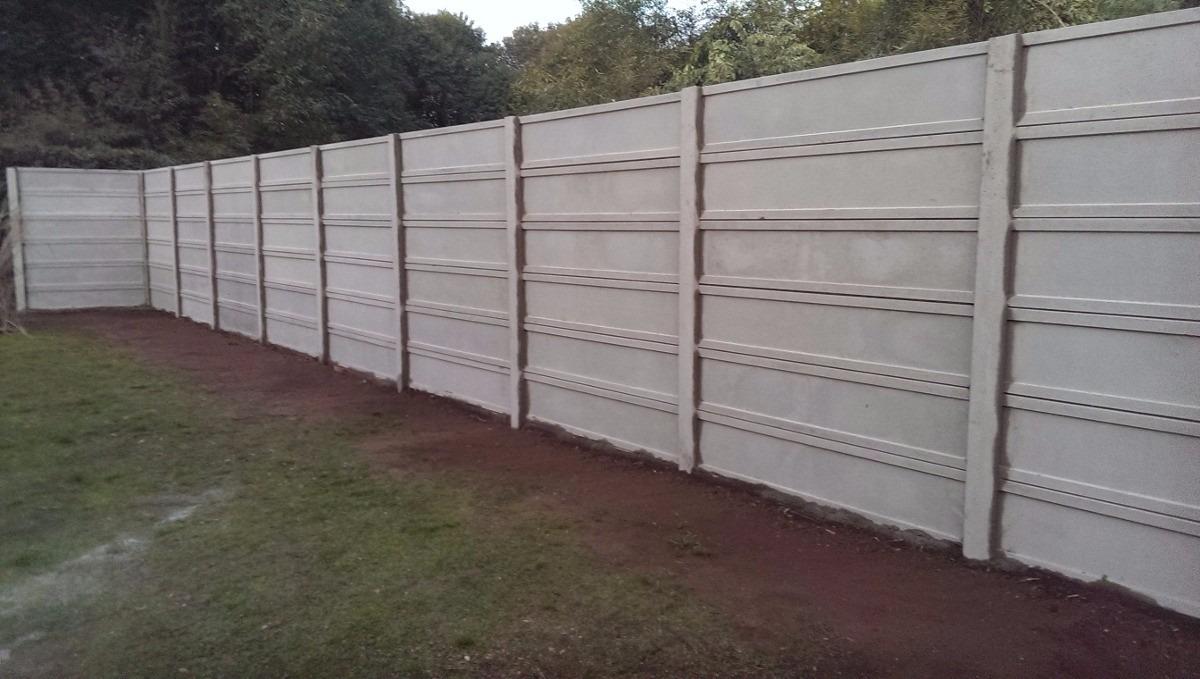 Cerco muro medianera premoldeado chau ladrillo hueco - Ladrillo hueco precio ...