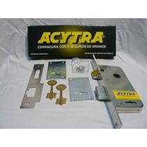 Cerradura Acytra 131 Pasador Rectangular