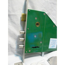 Cerradura Multianclaje P/blindajes 8 Bloq 11 Doble Paleta