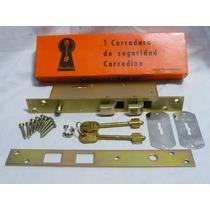 Cerradura Candex 123 Caja Angosta Para Porton Corredizo
