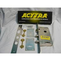 Cerradura Acytra 110 Llave Plana Ideal Consorcio
