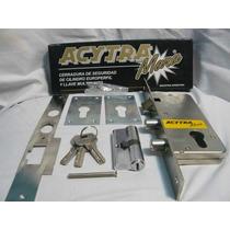 Cerradura Acytra 8002 Consorcio Automatica Llave Multipunto