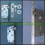 Cerradura Para Puerta Placa (metal Y Polímero)