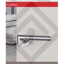 Picaporte Alumine Doble Bal Con Retorno.línea 2015 Rialpa