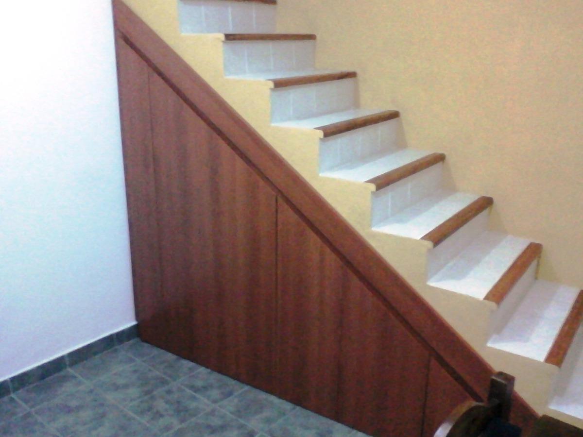 Cerramientos bajo escalera armando muebles la matanza - Muebles en escalera ...