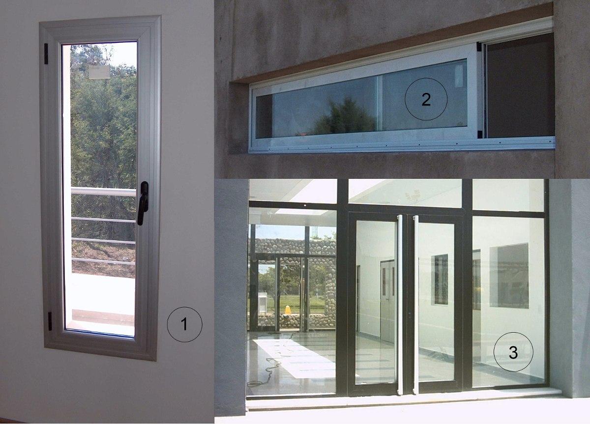 Cerramientos de aluminio aberturas de aluminio a medida for Aberturas en aluminio