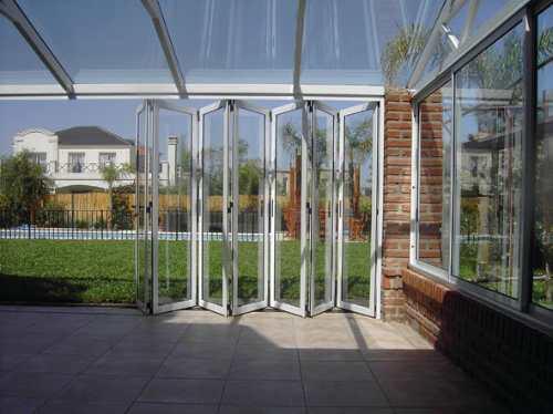 cerramientos de aluminio ambientes vidriados techos
