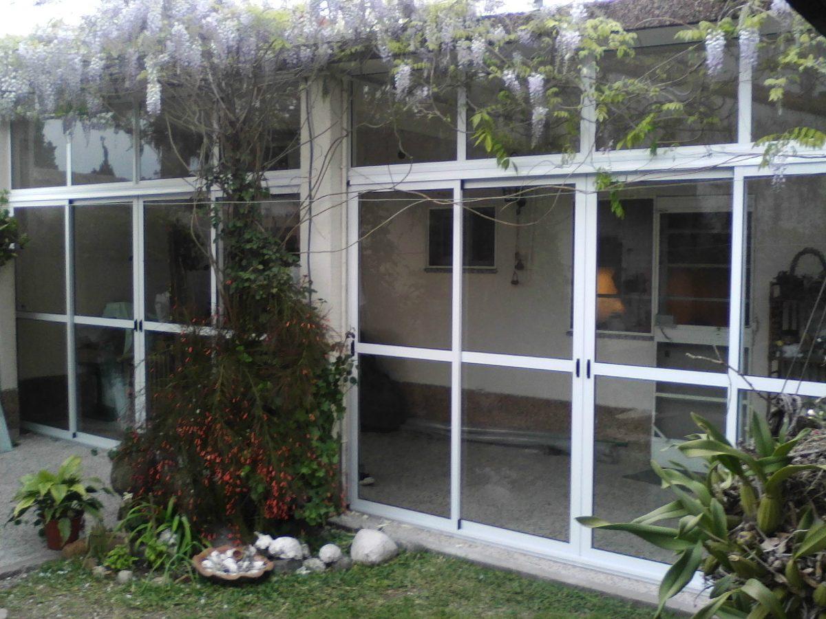 Cerramientos de aluminio quinchos balcones lavaderos etc - Cerramientos plegables de vidrio ...