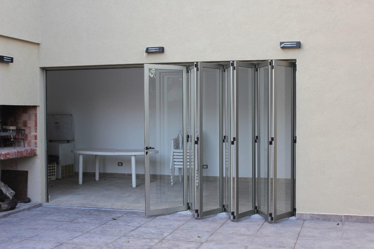 Cerramientos en aluminio y vidrio o policarbonato for Cerramiento vidrio