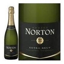 Champagne Norton Extra Brut X 750 - Mayorista Ramos Mejia