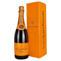 Champagne Veuve Cliquot Brut Yellow Label