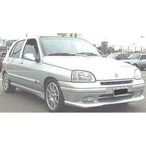 Renault Clio-11-9 Faldones Tipo Originales Rsi