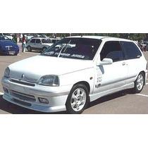 Renault Clio 1/2-11-9 Faldones Sport2. Dejalo Deportivo