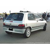 Faldones Para Renault Clio