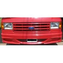 Ford F100 89- Paragolpe Delantero Agresor.