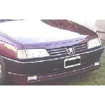 Peugeot 405 Spoiler Delantero Tipo Mi16. No T Lo Pierdas