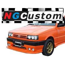 Spoiler Fiat Uno 89-04 Competicion Delantero