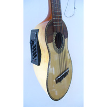 Charango Electroacustico Profesional ,madera 1 Pieza.luthier