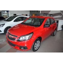 Plan Adjudicado Chevrolet Agile Ls 2014 70/30 Oficial