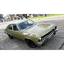 Chevy Deluxe 4 Ptas Motor 250 Automatica *** Muy Original***