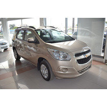 Plan Chevrolet Spin 1.8 Lt 0km 2014 Autoplan %100 Oficial