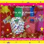 50 Bombones De Chocolate Pimpollos De Rosa Dia De La Mujer
