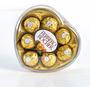 Ferrero Rocher X 8un. Estuche Corazon 100 Gr Envío Gratis