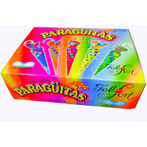 20 Paraguitas Chocolate Felfort - Hoy Oferta La Golosineria