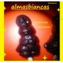 Conejo De Pascua Chupetin Chocolate 17 Gs Papel Metalizado