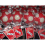 Chupetines De Chocolate De Pelotas De Futbol 10 X